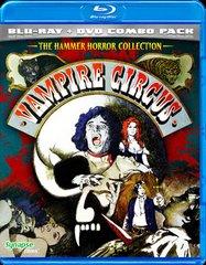 Vampire Circus Blu-Ray/DVD