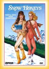 Snow Honeys DVD