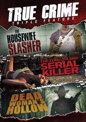 True Crime Triple Feature DVD