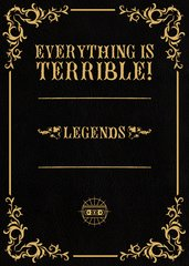Everything Is Terrible! Legends (3-Disc) DVD