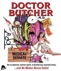 Doctor Butcher MD / Zombie Holocaust Blu-Ray