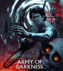 Army Of Darkness Blu-Ray Steelbook (Limited Edition)