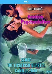 Radley Metzger's Erotica Psychedelica Box Set Blu-Ray