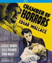 Chamber Of Horrors Blu-Ray