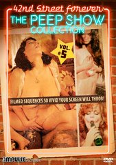 42nd Street Forever The Peepshow Collection Volume 5 DVD