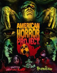 American Horror Project Volume 1 Blu-Ray/DVD