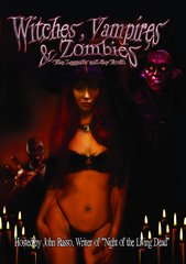 Witches Vampires And Zombies DVD