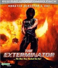 Exterminator Blu-Ray/DVD