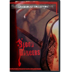 Blood Dancers DVD