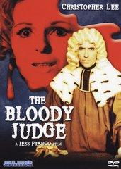 Bloody Judge DVD