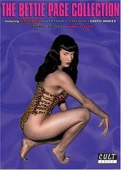 Bettie Page Collection DVD