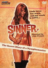 Sinner: The Secret Diary Of A Nymphomaniac DVD
