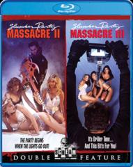 Slumber Party Massacre II / Slumber Party Massacre III Blu-Ray