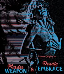 Murder Weapon / Deadly Embrace Blu-Ray/DVD
