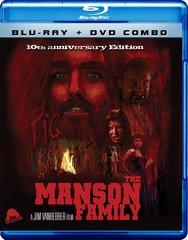 Manson Family Blu-Ray/DVD