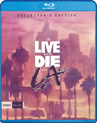 To Live And Die in LA Blu-Ray