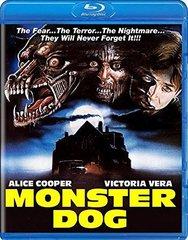Monster Dog Blu-Ray