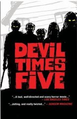 Devil Times Five DVD