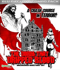 Dorm That Dripped Blood Blu-Ray/DVD