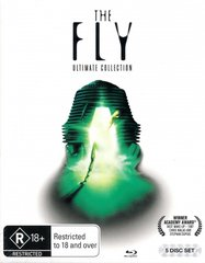 Fly Ultimate Collection (5 Discs) Blu-Ray (Region Free)