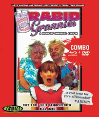 Rabid Grannies Blu-Ray/DVD