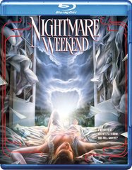 Nightmare Weekend Blu-Ray/DVD