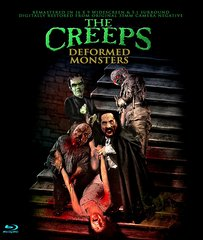 Creeps Blu-Ray