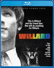 Willard Blu-Ray/DVD