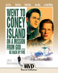 Went To Coney Island On A Mission From God...Be Back By Five Blu-Ray