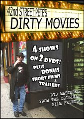 42nd Street Pete's Dirty Movies DVD