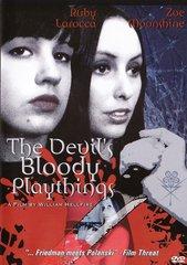Devil's Bloody Playthings DVD