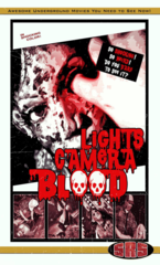 Lights Camera Blood Blu-Ray