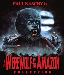 Werewolf in The Amazon Collection DVD