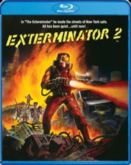 Exterminator 2 Blu-Ray
