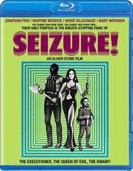 Seizure Blu-Ray