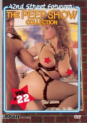 42nd Street Forever The Peepshow Collection Volume 22 DVD