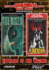 Grindhouse Double Feature: Entrails Of The Wicked DVD