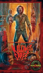 Killing Spree Director's Cut VHS