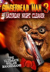 Gingerdead Man 3: Saturday Night Cleaver DVD
