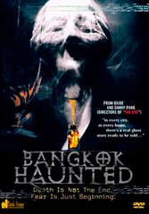 Bangkok Haunted DVD
