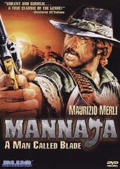 Mannaja: A Man Called Blade DVD