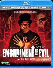 Embodiment Of Evil Blu-Ray/DVD