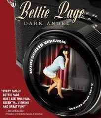 Bettie Page: Dark Angel Blu-Ray