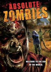 Absolute Zombies DVD
