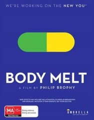 Body Melt Blu-Ray (Region Free)