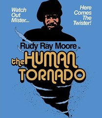 Human Tornado Blu-Ray/DVD