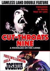 Cut-Throats Nine / Joshua DVD