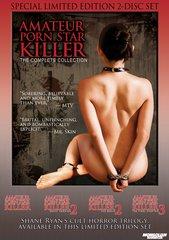 Amateur Porn Star Killer: The Complete Collection DVD