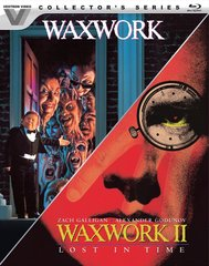 Waxwork / Waxwork II: Lost In Time Blu-Ray