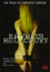 Savage Holocaust DVD